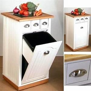 Meuble Poubelle Cuisine : meuble cuisine ikea poubelle id e de mod le de cuisine ~ Dallasstarsshop.com Idées de Décoration