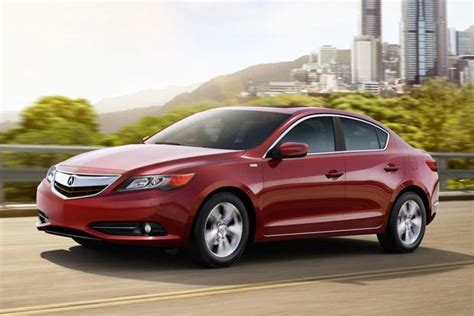 acura ilx  car review autotrader