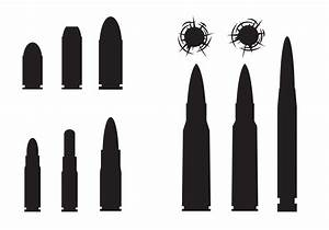 Bullet Free Vector Art