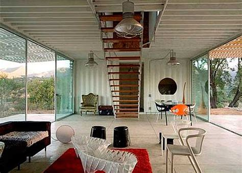 How To Decorate A Shipping Container Home