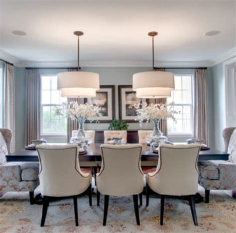 charcoal decores dining room ideas