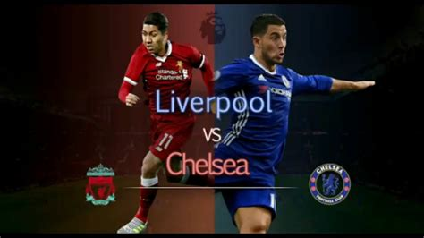 Liverpool vs Chelsea live streaming HD 25/11/17 - YouTube