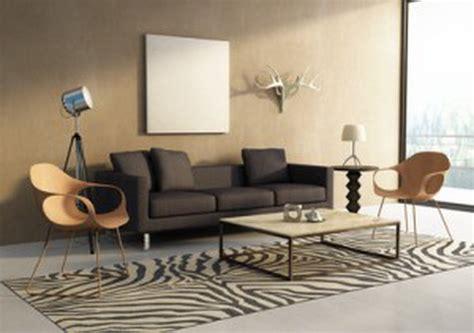 teppich afrikanisches design wohnzimmer afrika style