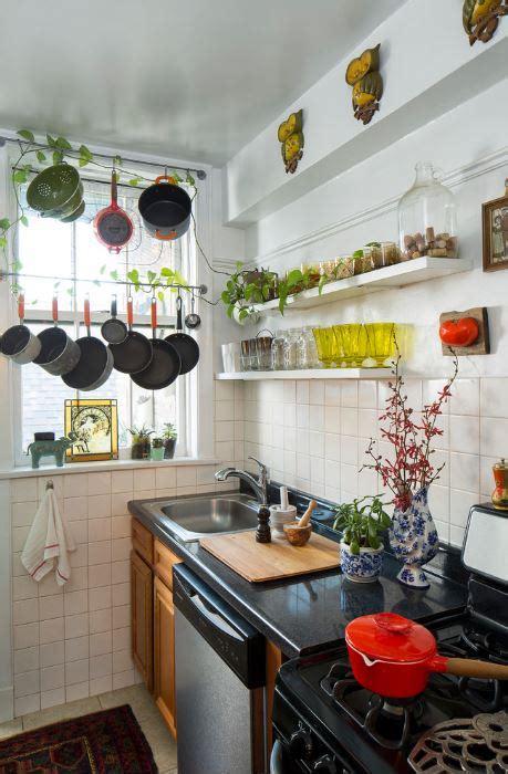 kitchen storage ideas  small spaces kitchen storage