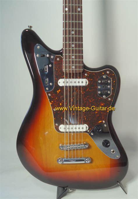 Jaguar Baritone by Img Vintage 64 Fender Jaguar Baritone C Jpg
