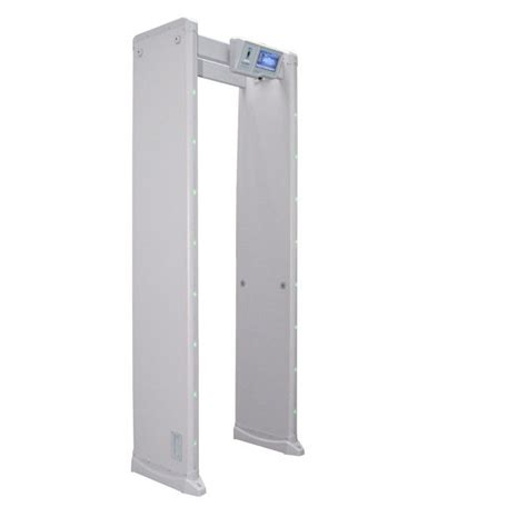 Multi Zone Full Body Scanner Metal Detector Walk Through