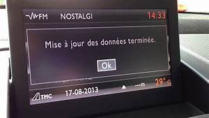 Mise A Jour Peugeot : mise jour upgrade du firmware du wip nav sur une peugeot 308 via carte sd youtube ~ Medecine-chirurgie-esthetiques.com Avis de Voitures