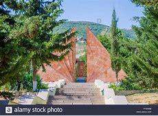Armenia Azerbaijan Border Stock Photos & Armenia