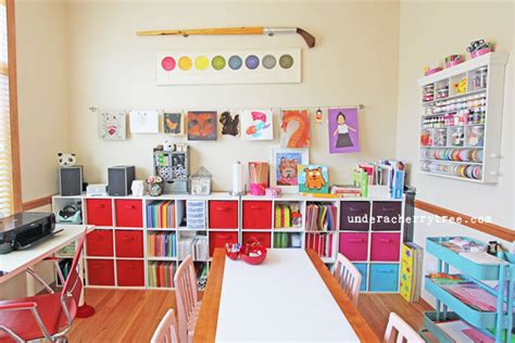 Give Your Kids A Space To Create