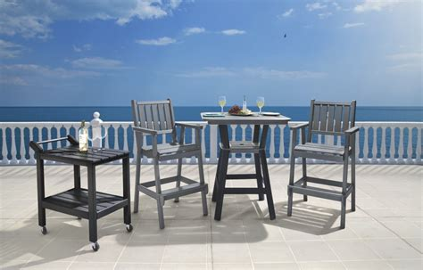 poly lumber outdoor furniture recycled plastic furniture