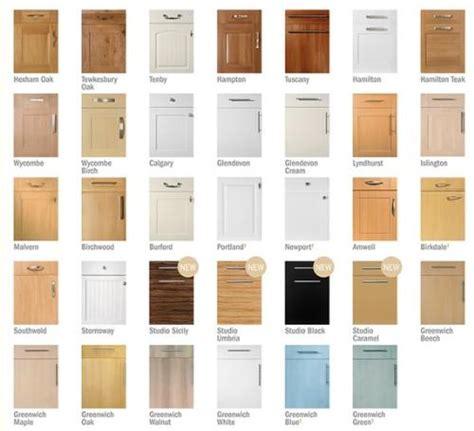 Replacement Kitchen Cupboard Doors Uk by Kensington Range Wood Effect Kitchen Cabinet Doors And
