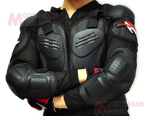 Motorcycle Racing Full Body Armor Jacket Spine Chest