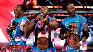 The New Day expresses the outrage over being overlooked: Raw, November 9, 2015 - YouTube
