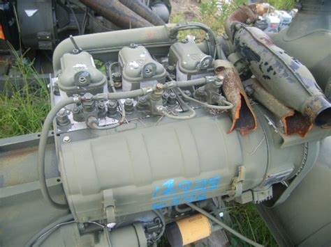 1987 Peabody Barnes, Us40ccdl Pump Unit, Sn 82824-039