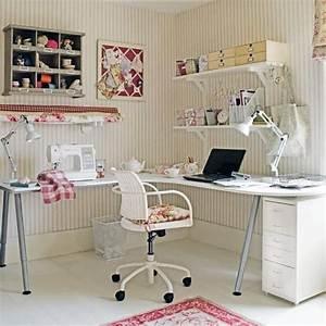 Büro Zuhause Einrichten : wohnideen arbeitszimmer home office b ro h bsches b ro zu hause fashion atelier ~ Frokenaadalensverden.com Haus und Dekorationen