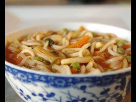 recette de cuisine chinoise recette de soupe chinoise