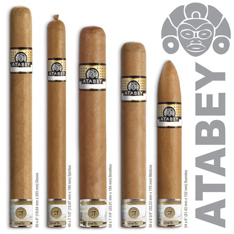 selected tobacco announces  atabey  byron sizes