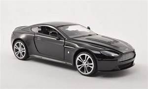 Aston Martin Miniature : aston martin v12 vantage miniature noire lhd motormax 1 24 voiture ~ Melissatoandfro.com Idées de Décoration