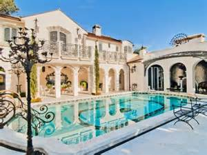 style homes with courtyards estate of the day 9 8 million ornate mansion in california