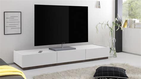 canapé fabrication italienne meuble tv 3 tiroirs galatik laqué blanc mat mobilier moss