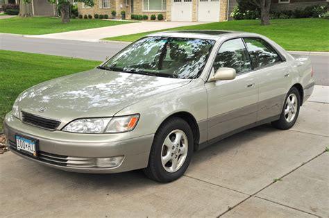 lexus es300 1998 lexus es300