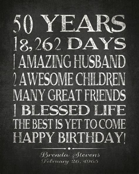 25+ Best 50th Birthday Quotes On Pinterest  Funny 50th Birthday Quotes, 50 Birthday Quotes And