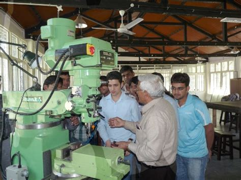 Mechanical Engineering workshop becomes operational at ...