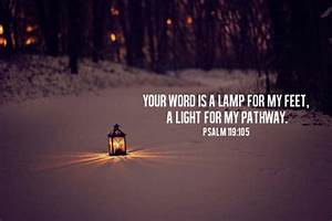 your word is a lamp to my feet i challenge you With lamp to my feet and a light to my path