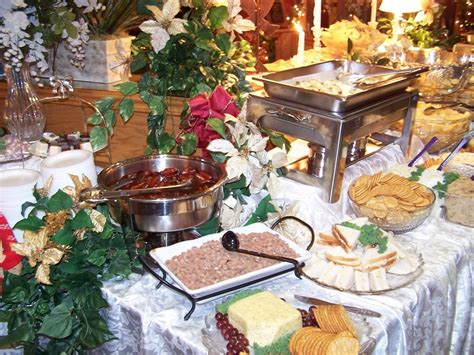 Ideas For Decorating Your Buffet Table  Flower Press