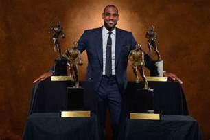 LeBron James NBA Most Valuable Player Award