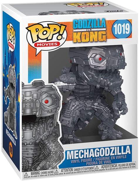 Mar 17, 2021 · godzilla vs kong mechagodzilla funko pop! Pop Movies Godzilla vs Kong 3.75 Inch Action Figure ...