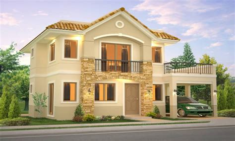 New Model House In Philippines Model Design House