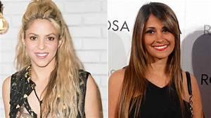 Shakira habló sobre su relación con Antonella Roccuzzo y ...