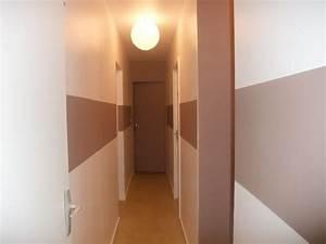 conseils pour mon couloir With peindre couloir deux couleurs 13 urgent peinture portes