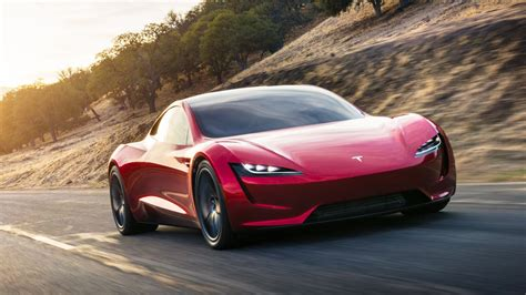 News - Tesla Unveils The New Roadster: 100km/h In 2-Seconds