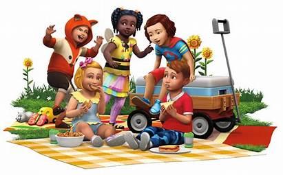 Sims Stuff Toddler Parenthood Renders Arts Box