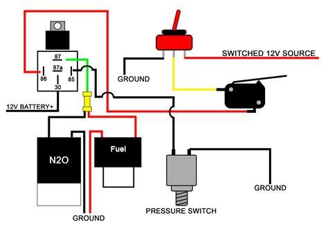 Wiring Diagrams Fuel Pressure Safety Switch Diagram Sendb