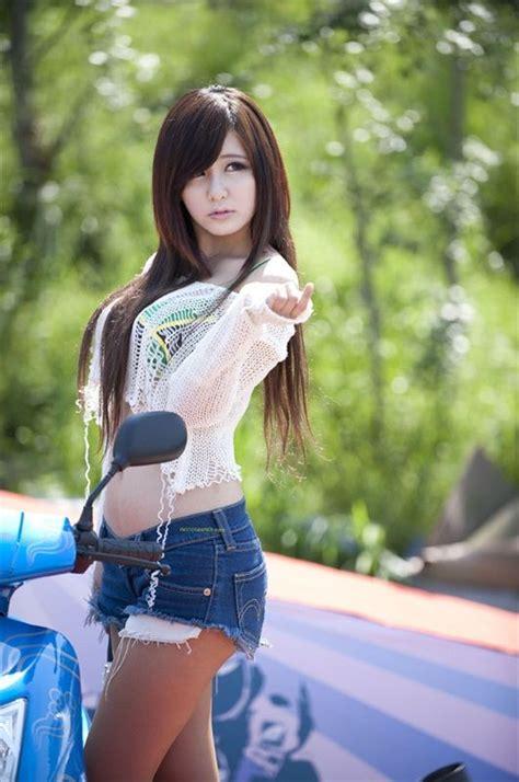 Ryu Ji Hye Hot Korean Model Girls Idols Wallpapers And