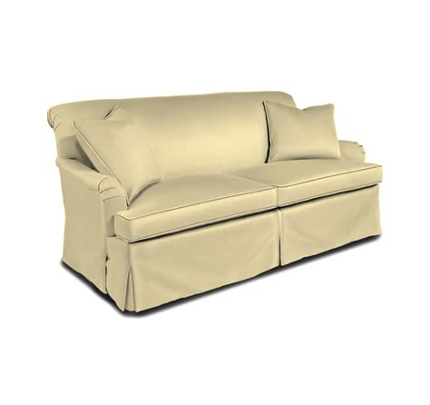 Kenton Fabric Sofa Parchment by Kenton Sofa The Kellogg Collection