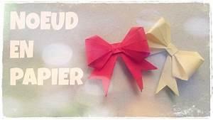 Comment Faire Une Boite En Origami : faire un noeud en origami facile noeud en papier boite cadeau d cor e ~ Dallasstarsshop.com Idées de Décoration
