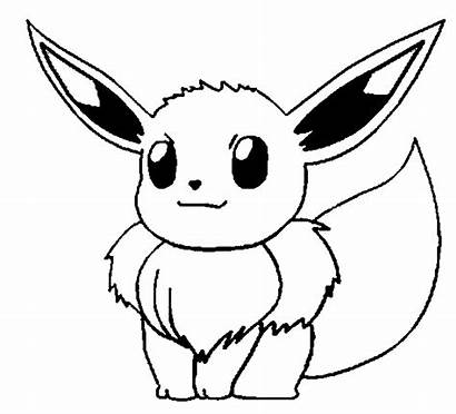 Pokemon Coloring Pages Printable Ears Draw