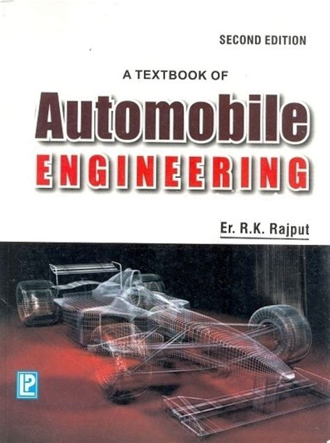 textbook  automobile engineering  edition buy