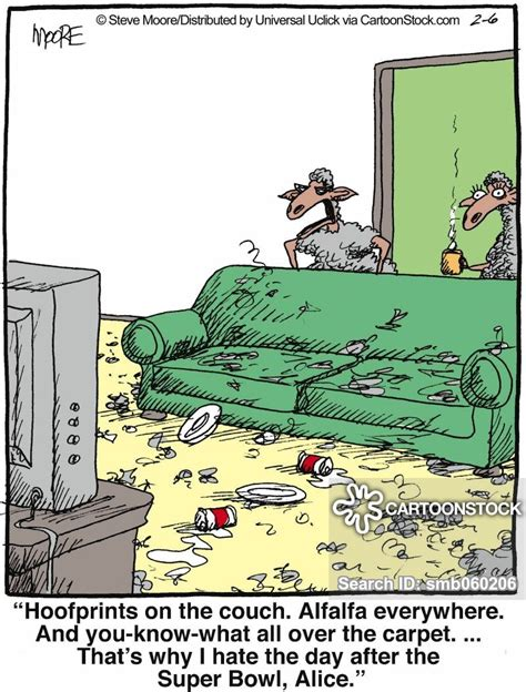 Hoof Cartoons And Comics Funny Pictures From Cartoonstock