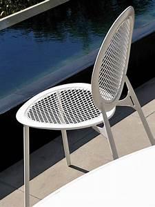Chaise De Bar Exterieur : antonietta 3396 pour bars et restaurants chaise en m tal ~ Melissatoandfro.com Idées de Décoration