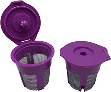 Really disappointed, its used and they missed 2 items that supposedly comes with it. Amazon.com: New OEM Replacement Keurig My K-cup Reusable Coffee Filter kcup Holder for Keurig 2 ...