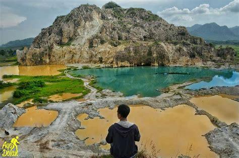 bukit ragas tempat wisata jepara  memanjakan mata