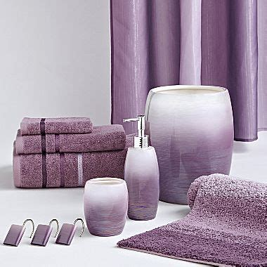 jcp home iliana bath accessories jcpenney  rugs