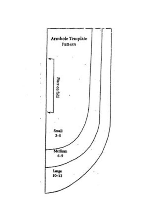 armhole template for pillowcase dress pillowcase dress washington county enterprise and pilot tribune news