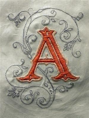 scarlet letter  hawthorne embroidery monogram embroidery inspiration embroidery patterns