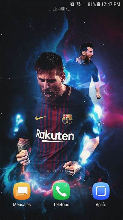 Messi Lionel Wallpapers Football Soccer Barcelona Phone